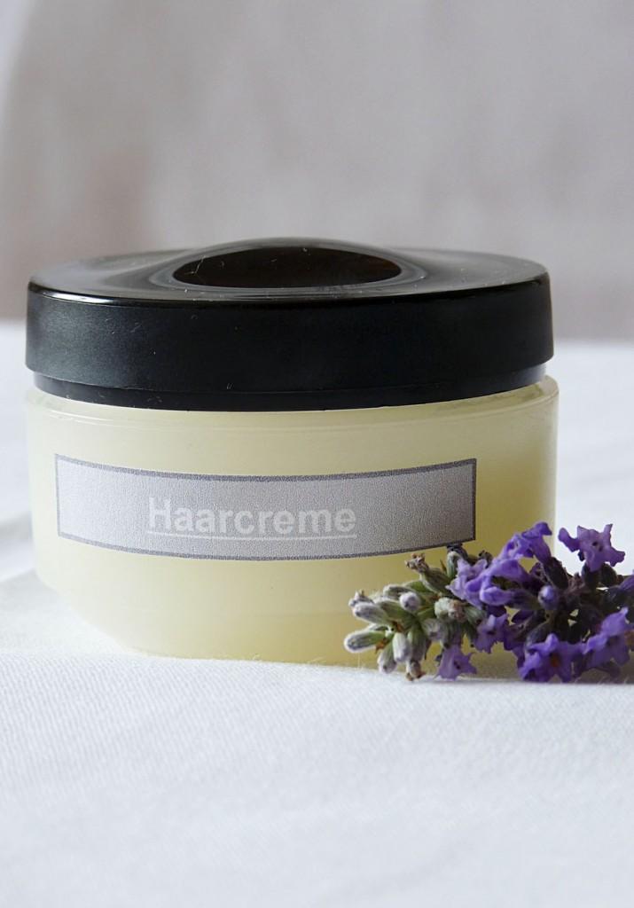 Haarcreme mit Lavendelduft