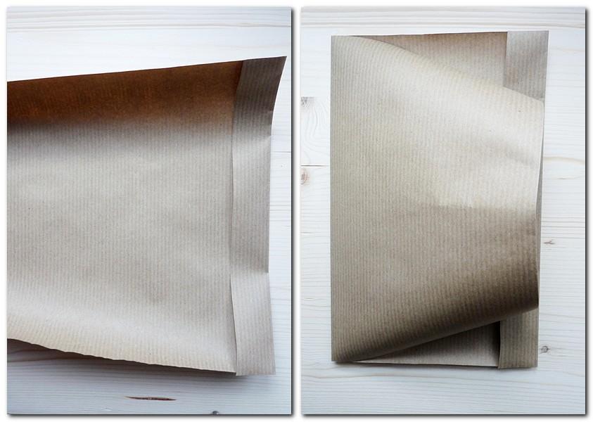 1. Schritt So faltet man eine Papiertüte