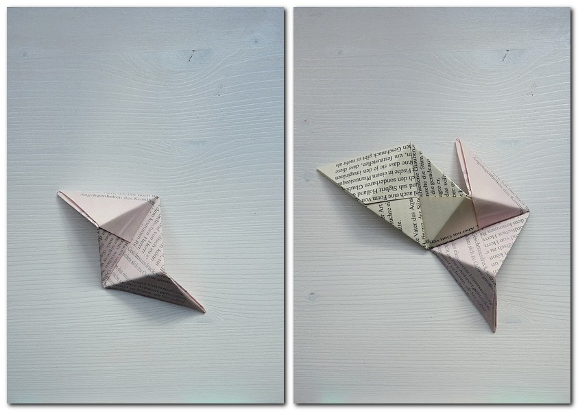Origami Pyramide