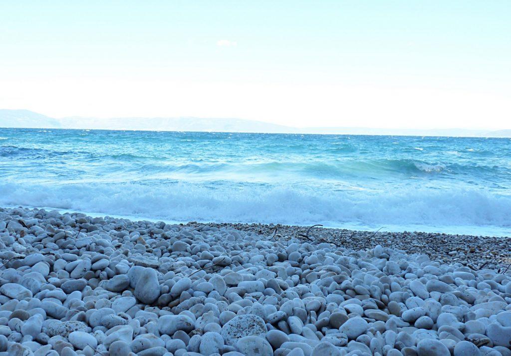 5_Das Meer bei Ravni Labin Kroatien