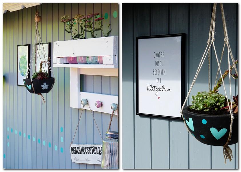 deko mit Wandstickern und Postern von matchsetlove