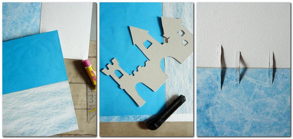schritt-1-bis-3-3D-karte-aus-Papierresten