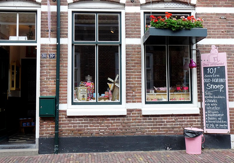 22_Omas Snoepwinkel in Veere Zeeland