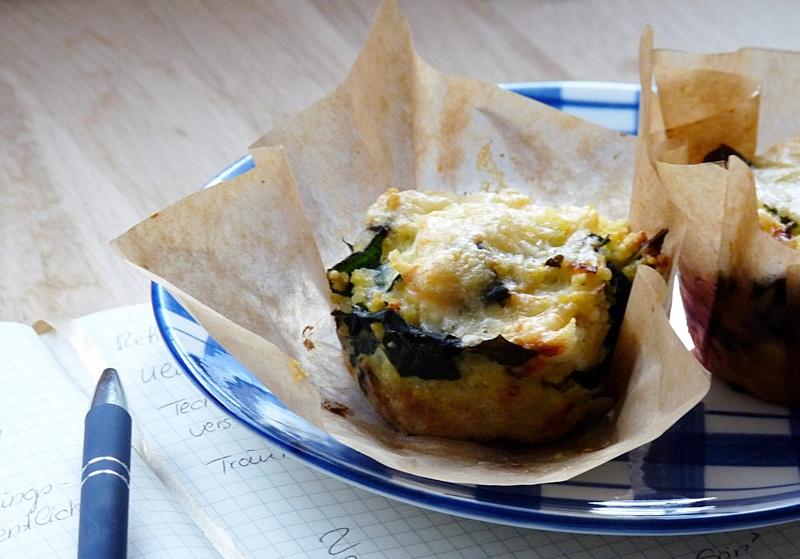 Muffins und Fragen