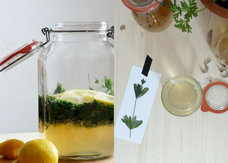 Rezept für Waldmeistersirup