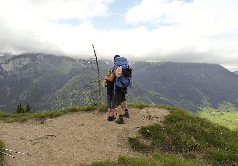 13_Wandertrilogie Wasserläuferweg kurz vor Füssen