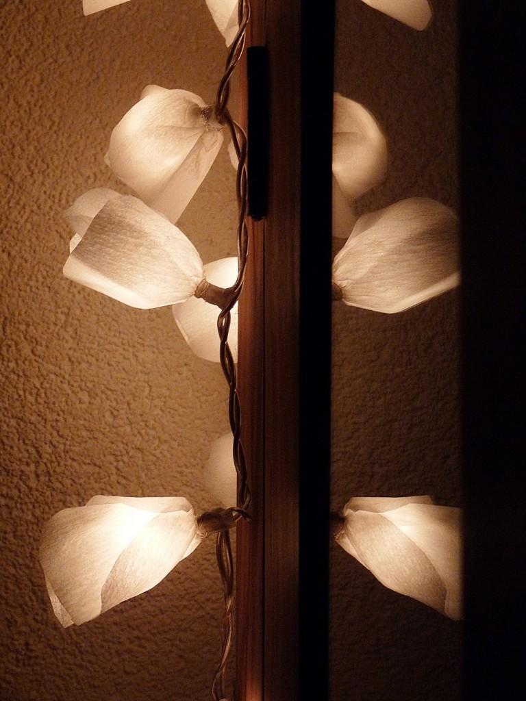 Tulpen Lichterkette