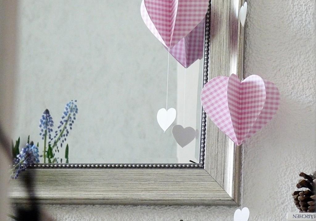 Herzen zum aufhängen DIY