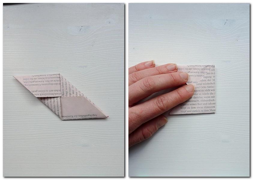 11 Pyramide falten