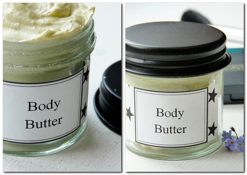 Homemade Bodybutter
