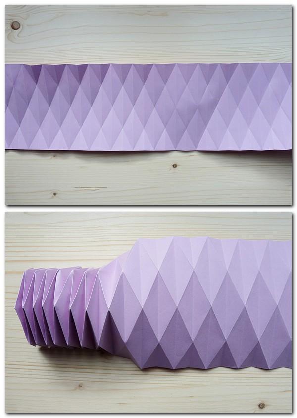Anleitung für den Origamiball Teil 2