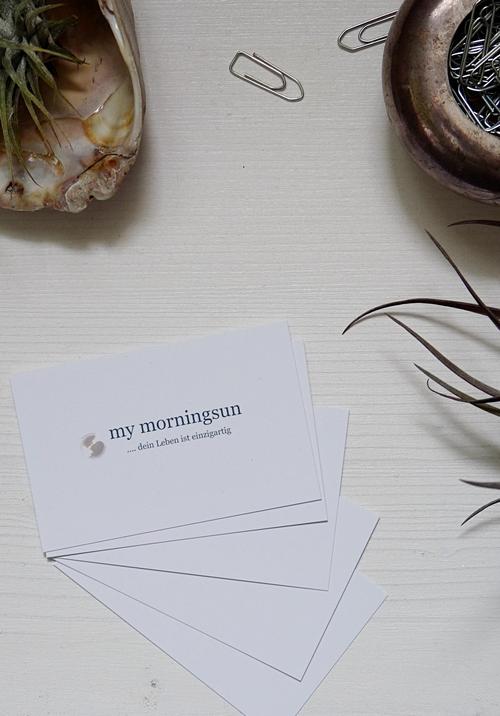 Visitenkarten für mich