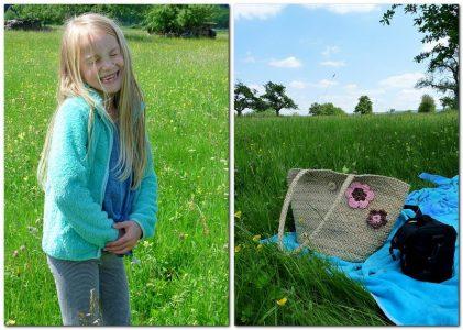 Picknick auf schöner Wiese - was bedeutet spielen für erwachsene