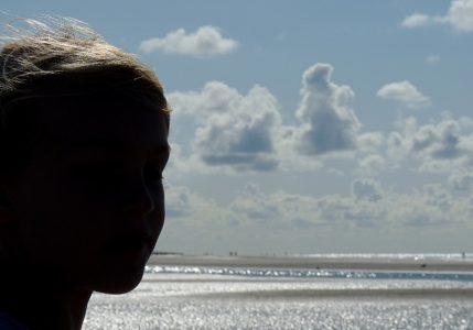 4_Robin am Strand von Renesse