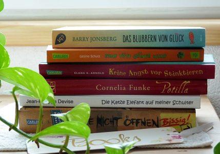 Bücher für Kids ab 8 Jahren