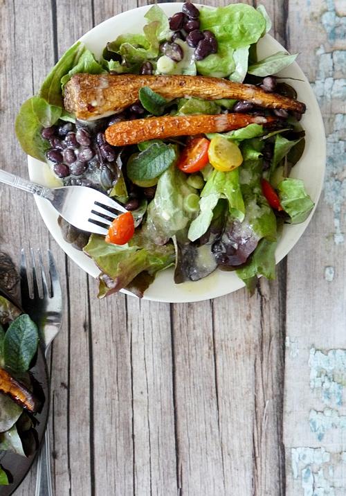 Fotohintergründe für Foodfotografie selber machen