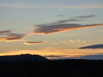 7_Sonnenuntergang aus Sicht Pfinzweiler