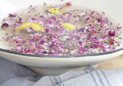 Self Care Ritual Herbal Facial Steam