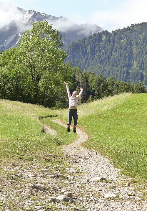 8_auf dem weg von Pfronten nach Faulenbach Wasserläuferweg